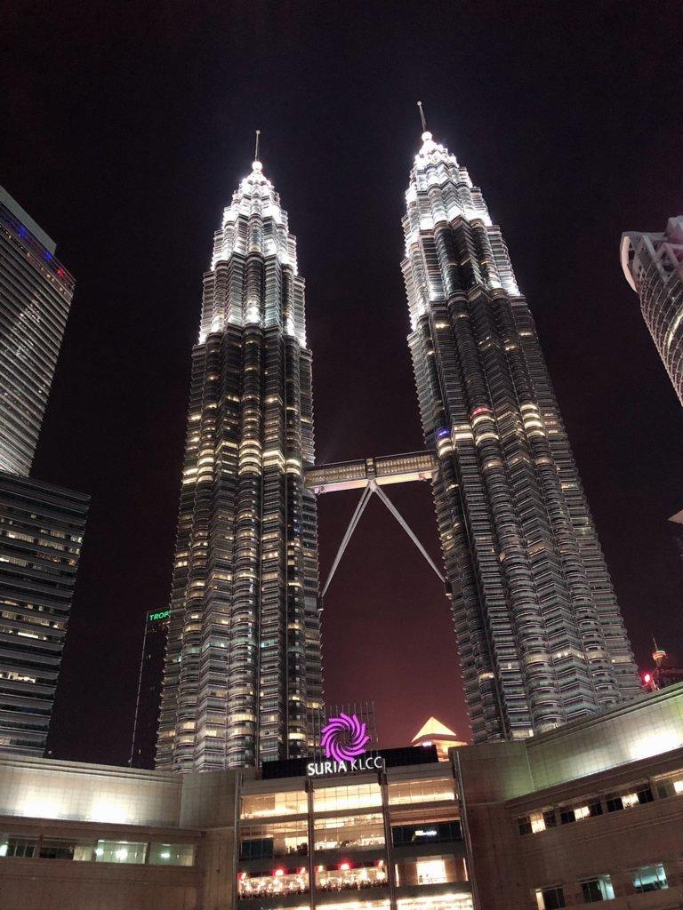 マレーシア:ツインタワー